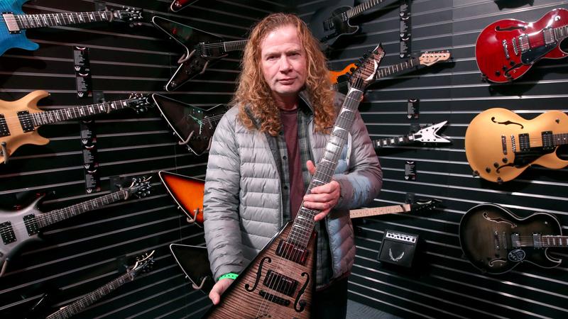 Vocalista dos Megadeth luta contra um cancro: banda cancela próximos concertos