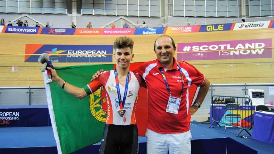 Portugal com quatro atletas no Europeu de ciclismo de pista