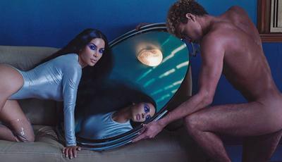 Kim Kardashian: a nova e ousada campanha de Beleza