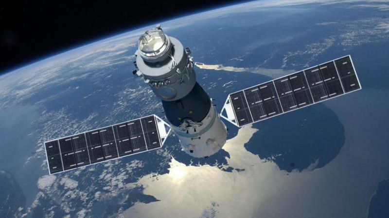 Estação espacial chinesa está em rota de colisão com a Terra