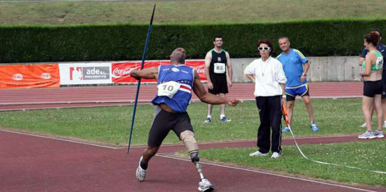 Cabo Verde: Atleta paralímpico Márcio Fernandes abandona carreira no atletismo