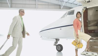 O clube das pessoas que gostam de fazer sexo em aviões