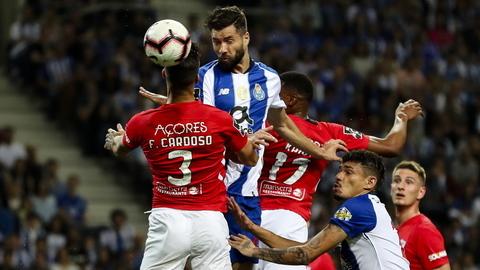 """César: """"Assustámos bem o FC Porto"""""""