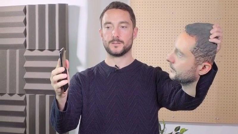 Uma cabeça 3D foi capaz de enganar a maioria dos smartphones com reconhecimento facial