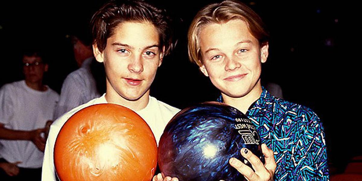 Fotografias antigas que mostram a amizade duradoura das celebridades
