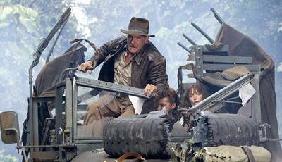 """""""Não são os anos, é a quilometragem"""": quinto """"Indiana Jones"""" chega em 2021"""