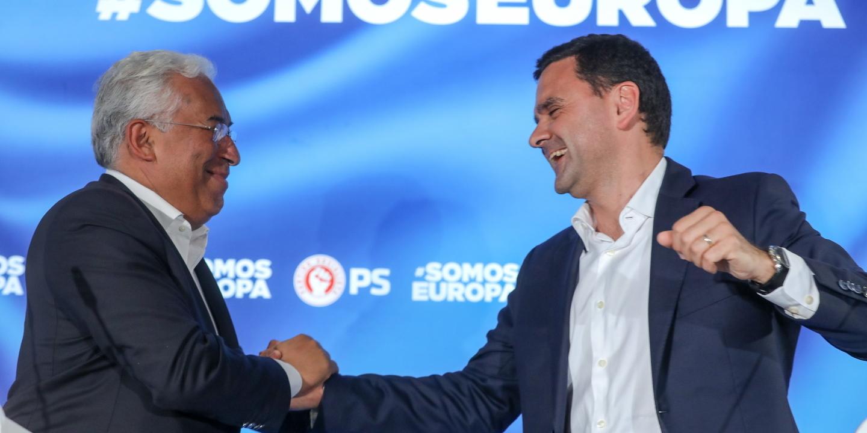 Ao PS coube a festa, ao PAN a surpresa e ao BE o reforço. Assim foram as eleições europeias em Portugal