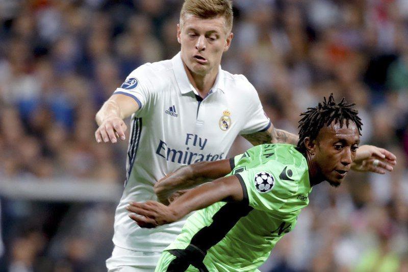 """Juskowiak: """"Gelson pode chegar ao nível de Ronaldo"""""""