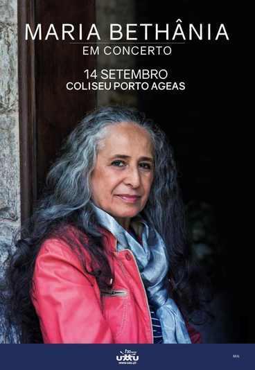 Maria Bethânia em concerto