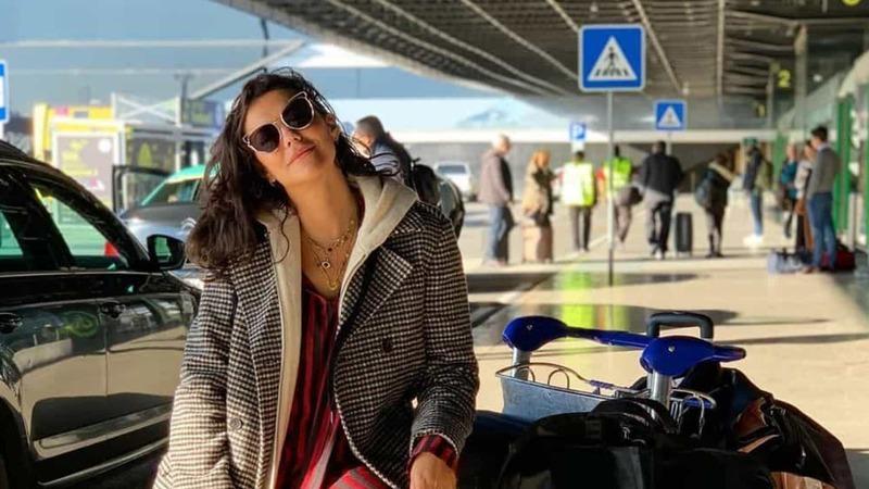 Sofia Ribeiro desvenda mistério e revela destino da sua viagem