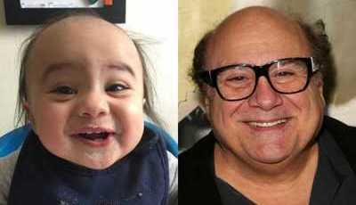 Estes bebés são iguais a celebridades
