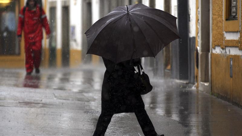 Chuva intensa provocou cerca de 20 inundações no distrito de Setúbal e no Alentejo