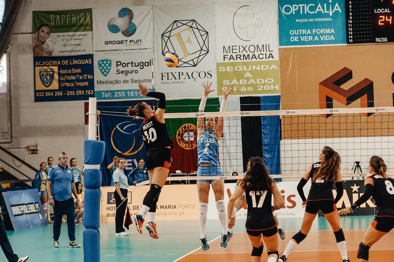 Portugal perde com a Itália na estreia no Europeu2019 feminino de voleibol