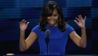 """Michelle Obama também é fã de """"Black Panther"""""""