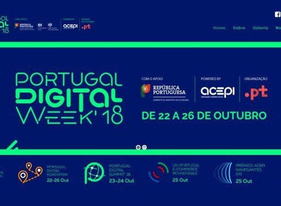Economia digital: empresas partilham casos de sucesso e conselhos estratégicos. Siga em direto o Portugal Digital Summit