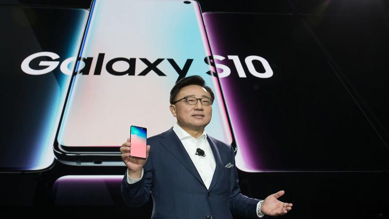 10 anos de Samsung Galaxy e 2 mil milhões de smartphones vendidos