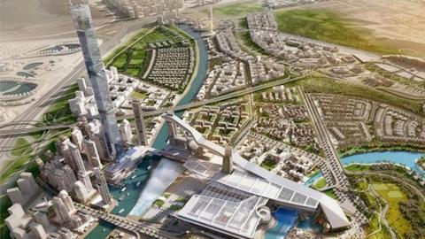 Conheça o novo paraíso do Dubai que vai bater cinco recordes