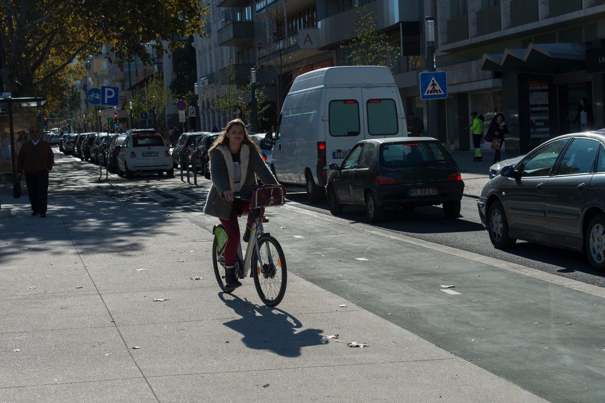 Bicicletas partilhadas de Lisboa com novos tarifários e possibilidade de ganhar passe anual