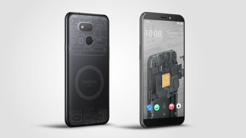 HTC anuncia o Exodus 1s, o novo smartphone para Bitcoin e criptomoedas