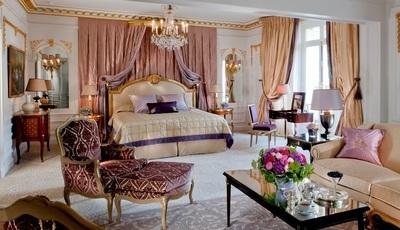 As suites de hotel mais caras do mundo