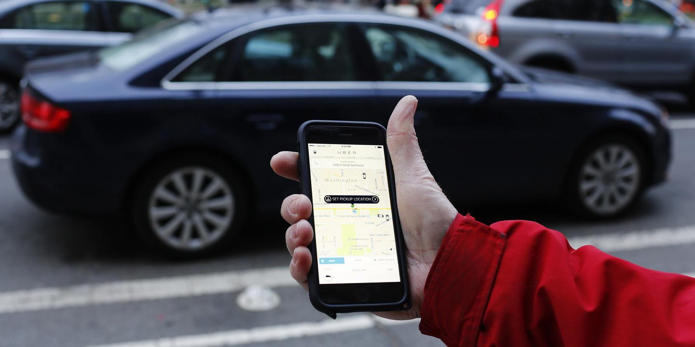 Uber legalizada até ao final do ano