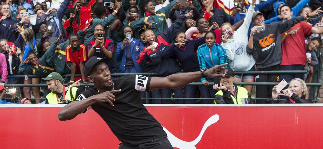"""Usain Bolt já trabalha nos Central Coast Mariners: """"Pedi para ser tratado como apenas mais um jogador"""""""