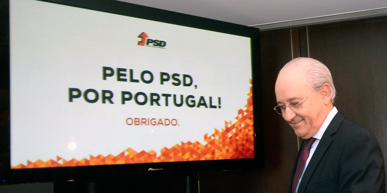 """PSD: Rui Rio agradece aos militantes e pede """"grande sinal de unidade"""""""