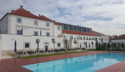 Durma no Palácio do Governador em Belém