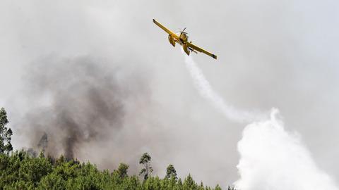 """Incêndios: Proteção Civil diz que situação é """"bastante complexa"""" e aponta """"escassez de meios"""""""