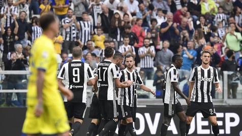 Recorde os 30 melhores golos da Serie A desta época