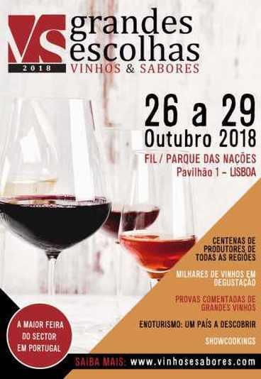 Grandes Escolhas - Vinhos & Sabores