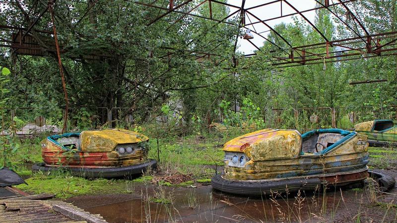 De Chernobyl aos esgotos de Paris: passeios turísticos insólitos e macabros