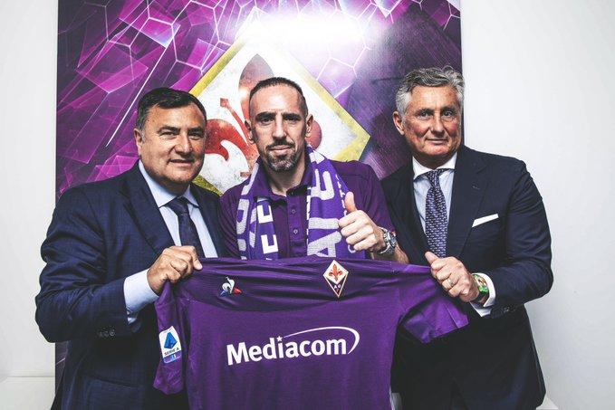 Franck Ribéry vai ser operado