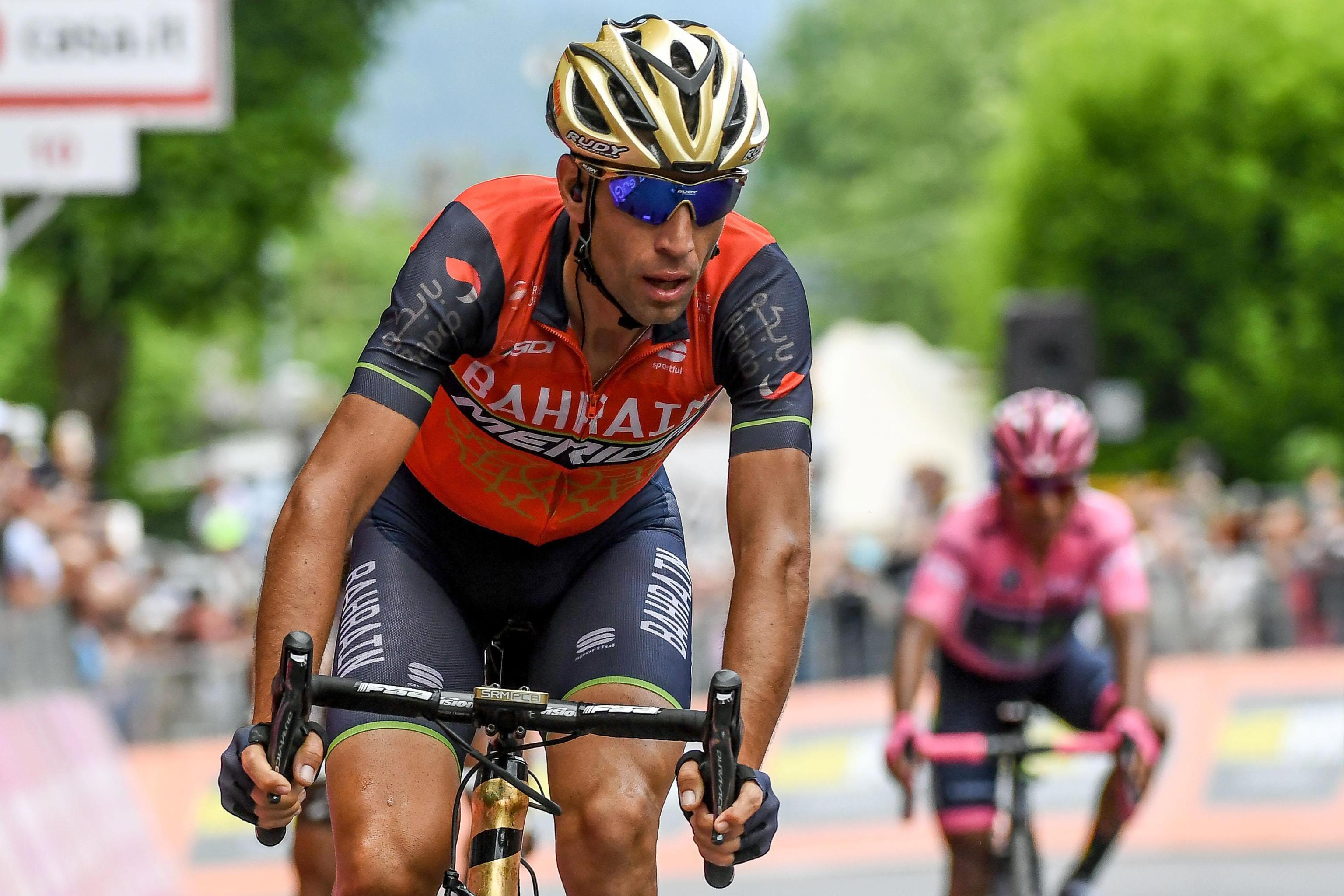 Nibali vence terceira etapa da Volta a Espanha, Froome é o novo líder