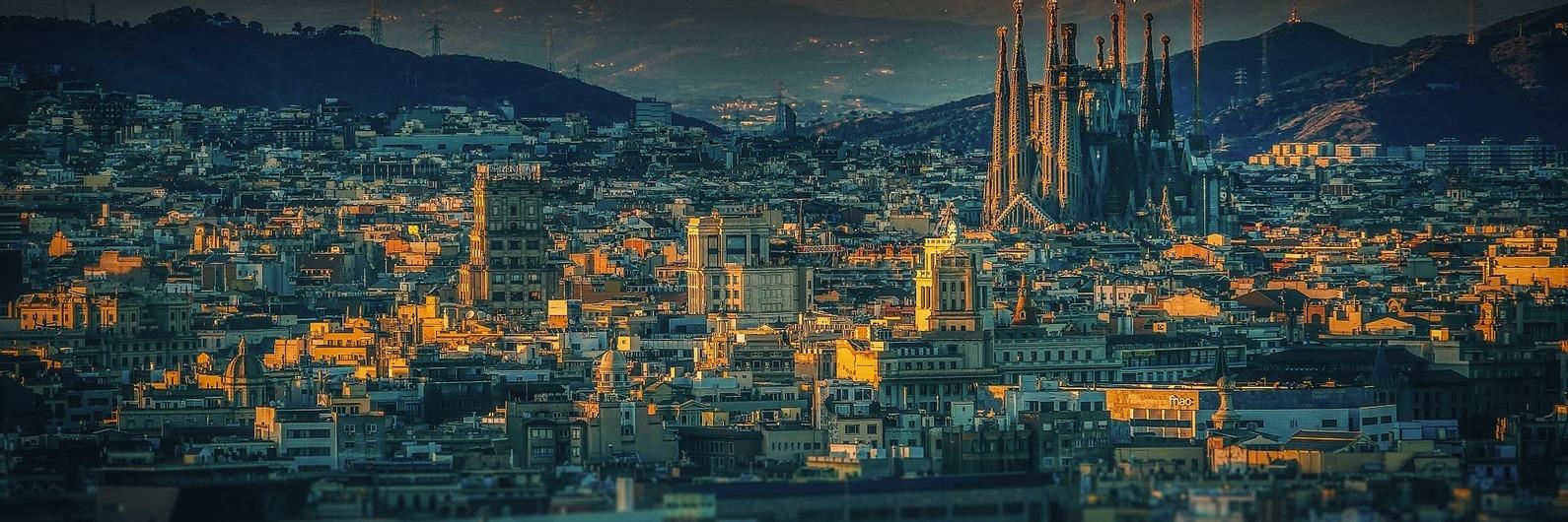 Barcelona: uma cidade de luxo