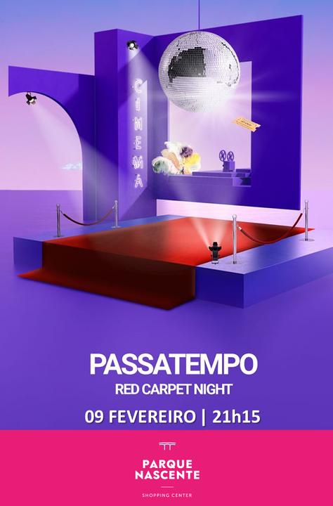 Red Carpet Night - ganhe convites duplos para a festa dos Óscares no Parque Nascente