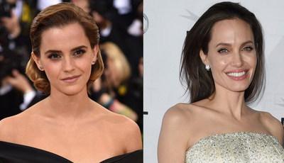 De Emma Watson a Angelina Jolie: Os sucessos que lhes mudaram a carreira aos 26 anos