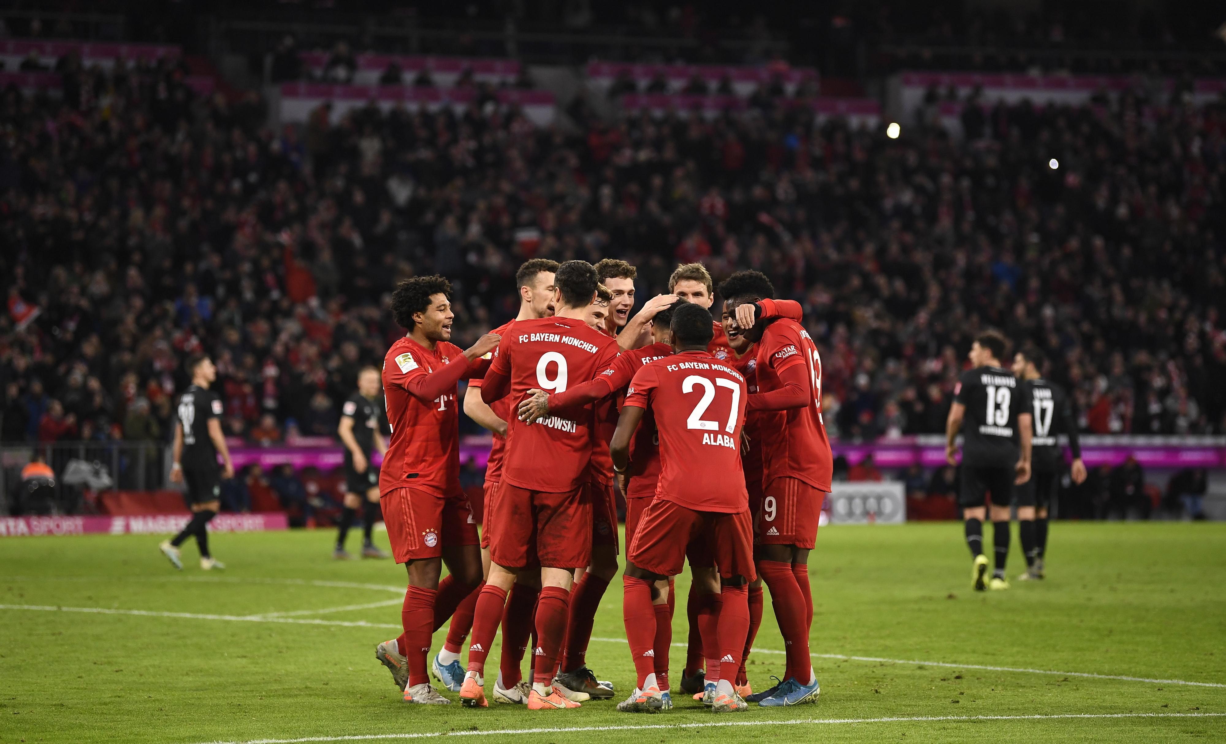 Bayern vai mesmo voltar aos treinos e deixa apelo aos adeptos