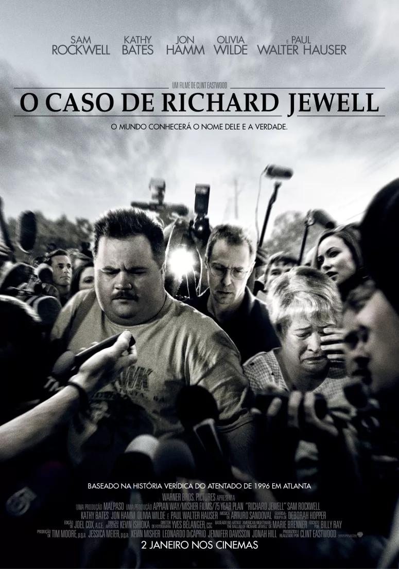 """""""O Caso de Richard Jewell"""": ganhe convites para as antestreias"""