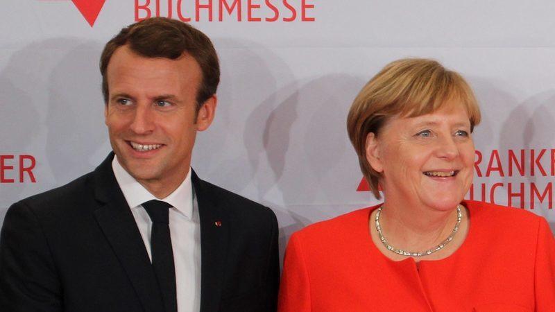 França e Alemanha assinam tratado que renova aposta nas relações bilaterais e na UE