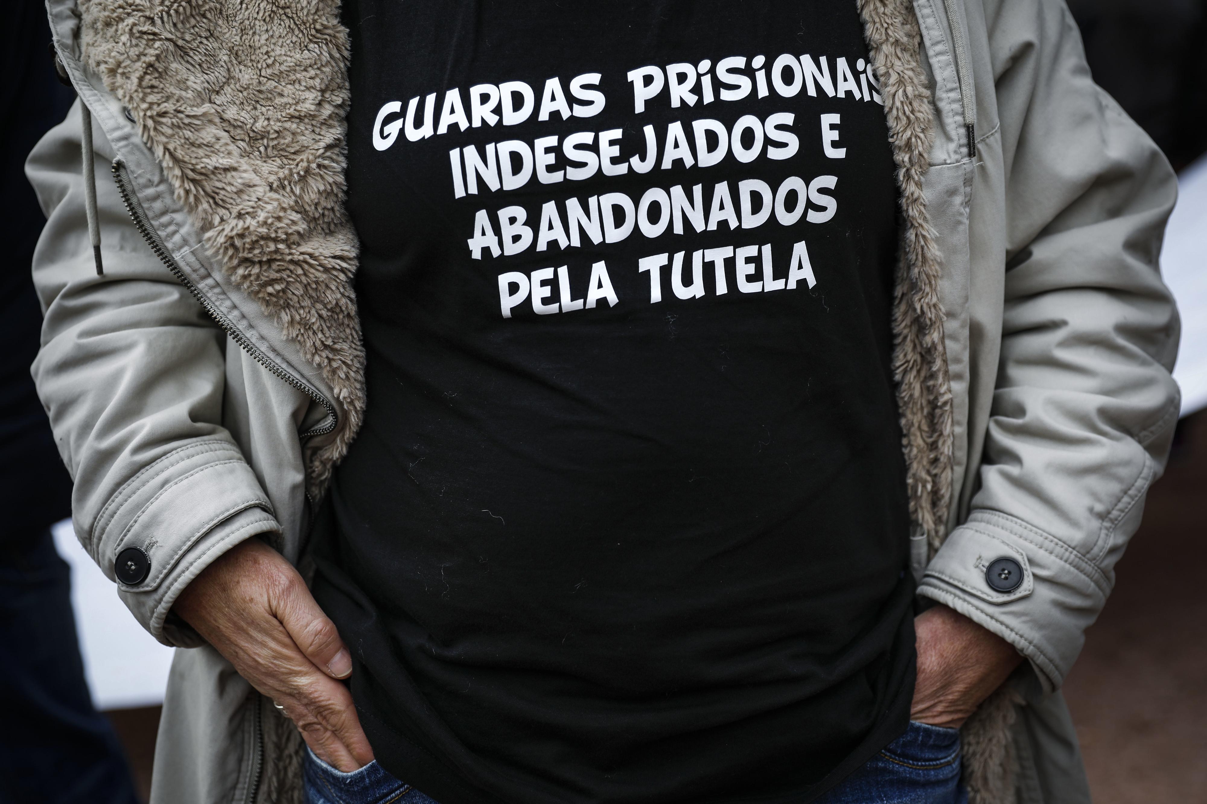 Sindicato Independente dos Guardas Prisionais inicia hoje greve de 23 dias