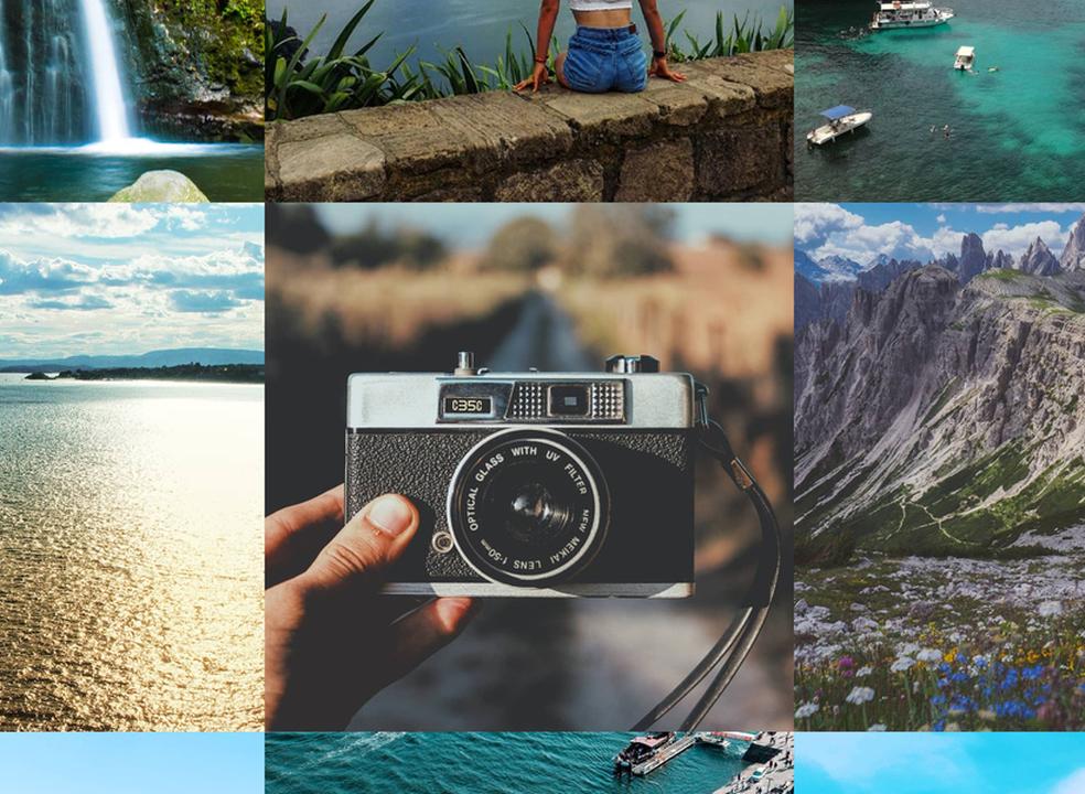 Viagens de Instagram. Estas paisagens vão inspirá-lo a viajar