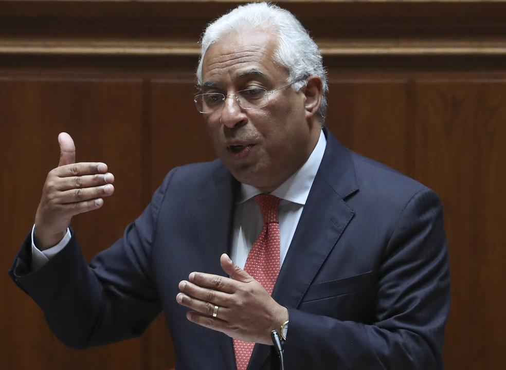 25 de Abril: Costa afirma que há hoje uma grande reconciliação nacional