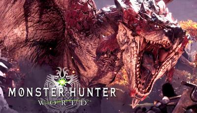 Monster Hunter World PC retirado das prateleiras na China dias depois da estreia