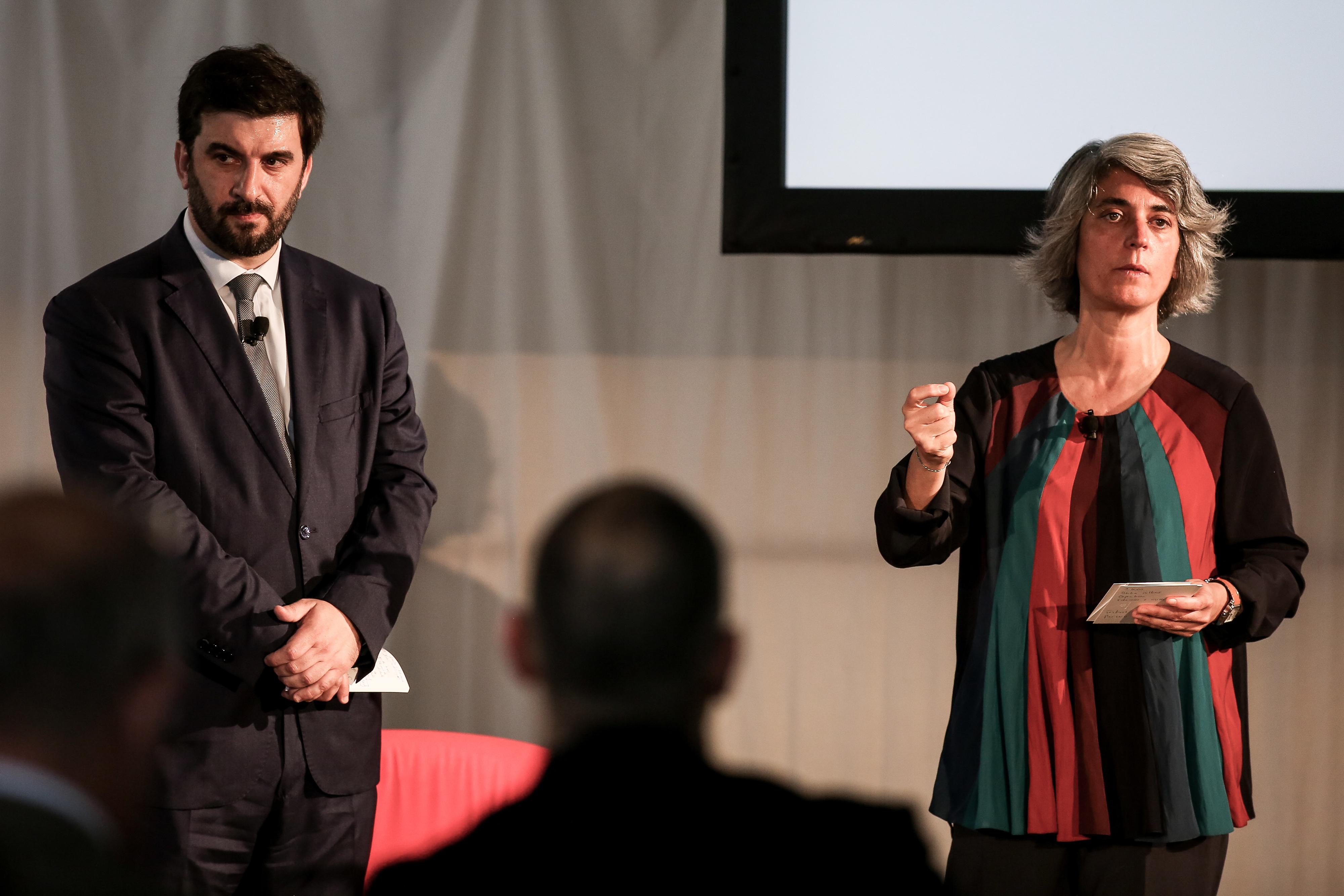 """Ministra da Cultura quer mobilizar todo o país no """"impacto transformador das artes"""""""