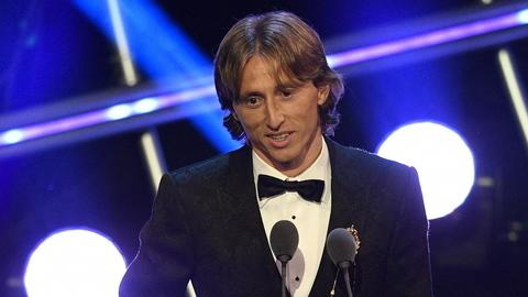 Conheça todos os vencedores dos Prémios 'The Best' da FIFA