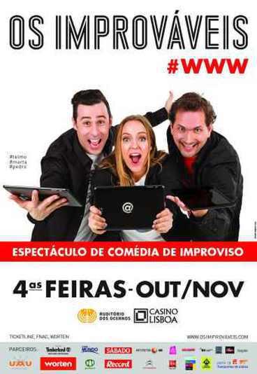 Os Improváveis: WWW