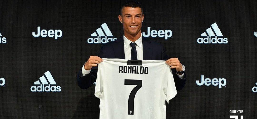 'Il giorno CR7': Foi assim o primeiro dia de Ronaldo em Turim