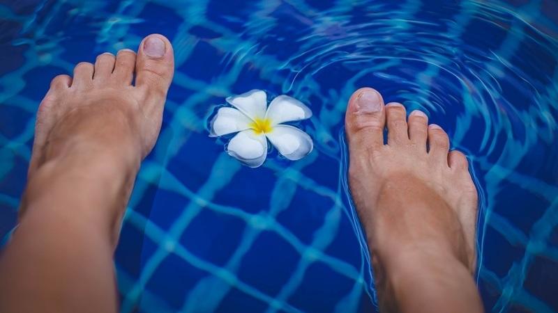 Talassoterapia, um mar de benefícios