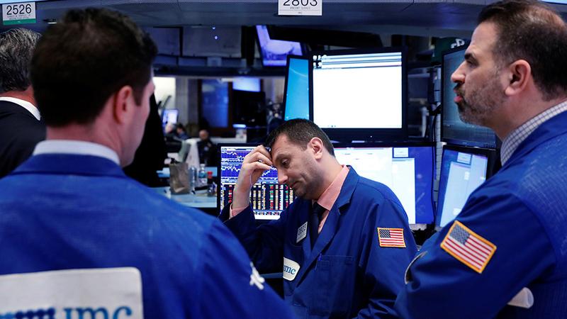 Wall Street fecha no 'vermelho' após Fed pedir paciência sobre os juros